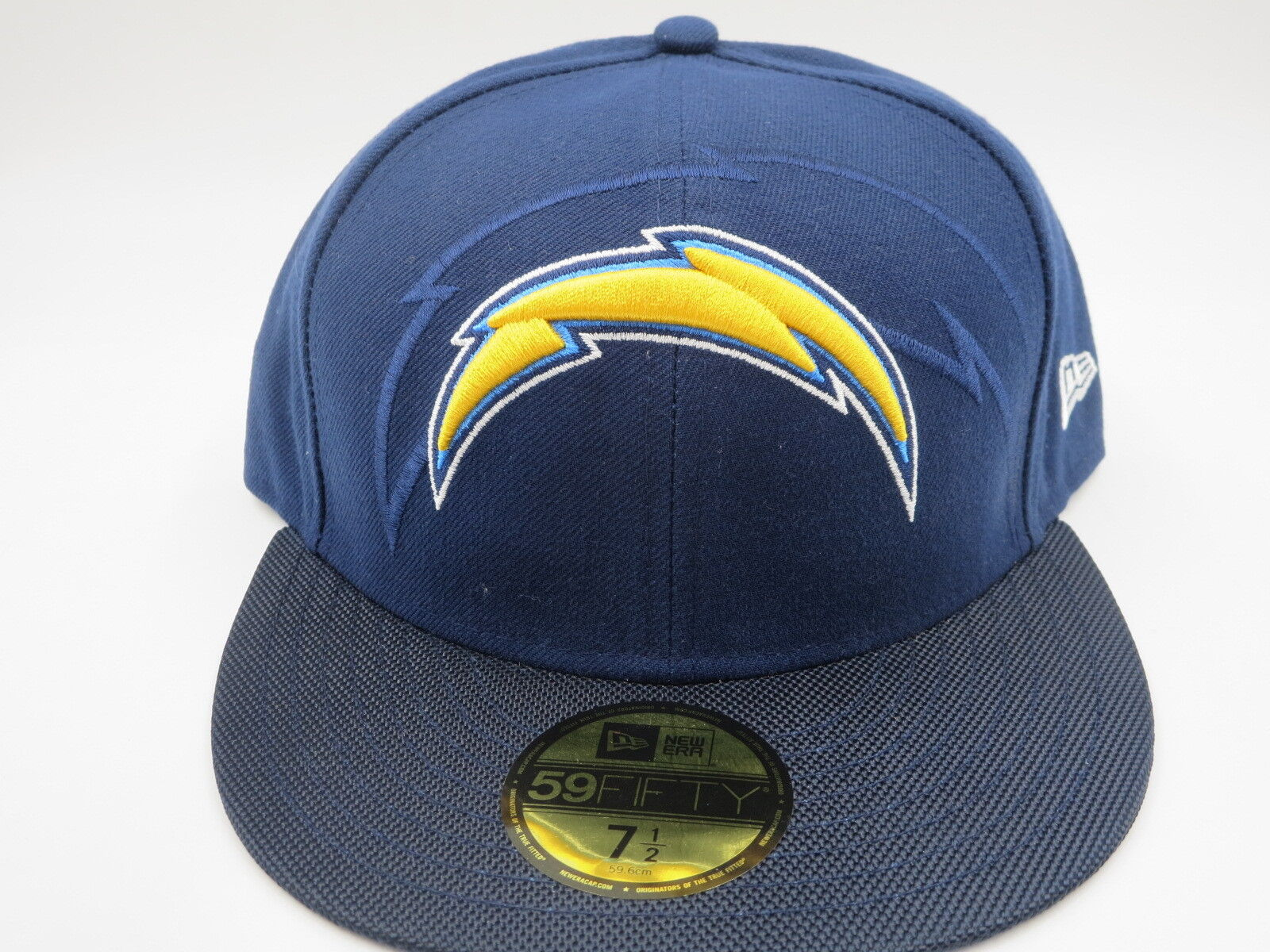 San Diego Chargers Blue New Era NFL 2016 Sideline Sideline Sideline 59FIFTY Fitted Hat Cap 0583d0