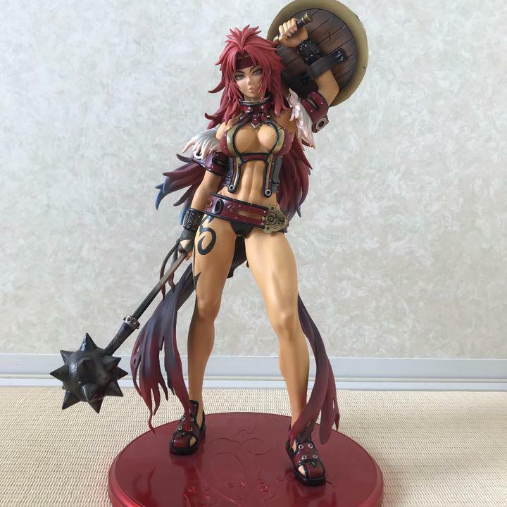 USED  Excellent Model Core Queens Blade Risty 1 8 PVC Figure Megahouse From Japan  le réseau le plus bas