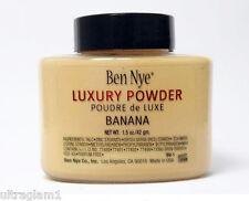 Ben Nye BANANA Powder 1.5 oz Bottle Luxury Face Makeup DRAG QUEEN/ FREE SHIPPING
