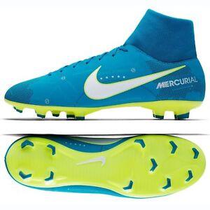 Oeste Meditativo Adaptabilidad  Nike Mercurial Victory VI 6 Df Njr Fg Neymar Jr Fútbol Tacos (921506-400)  Talla | eBay