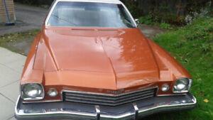 1973 Buick Century Familiale