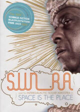 Sun Ra - Space Is The Place DVD SEALED NEW director's cut w/ deluxe booklet