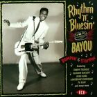 Rhythm 'n' Bluesin' by the Bayou: Rompin' & Stompin' by Various Artists (CD, Jan-2014, Ace (Label))
