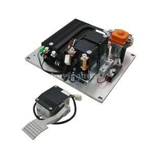 1205M-6B403 CURTIS Programmable DC Series Motor Controller Assemblage 60V 72V B-