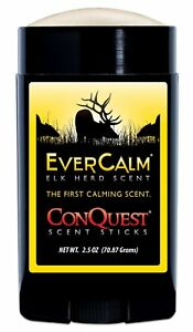 New-ConQuest-Scents-Ever-Calm-Elk-Herd-Scent-Stick-2-5-oz-Model-1216