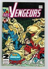 FRENCH COMIC FRANÇAIS EDITION HERITAGE   AVENGERS  / VENGEURS #  134 / 135