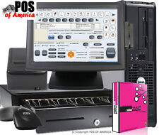 Beauty Salon SPA POS Complete System with Maid Software NEW