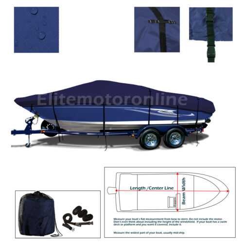 Sea Doo Sportster LE LT Trailerable Jet Boat Cover 2001-2006 Navy
