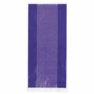 Purple-Cellophane-Party-Loot-bags-with-tie-pack-of-30