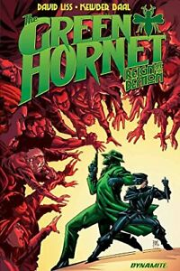 Green Hornet: Reign of the Demon by Liss, David (Paperback)