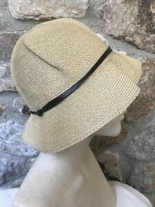Image is loading NEW-Hats-Company-Filippo-Catarzi-Crushable-Woven-Paper- a40a7a13317