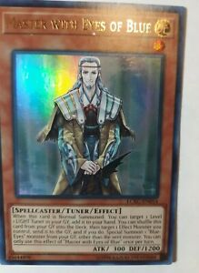 Master With Eyes of Blue LCKC-EN014 1st Ultra Rare NM Yugioh Card