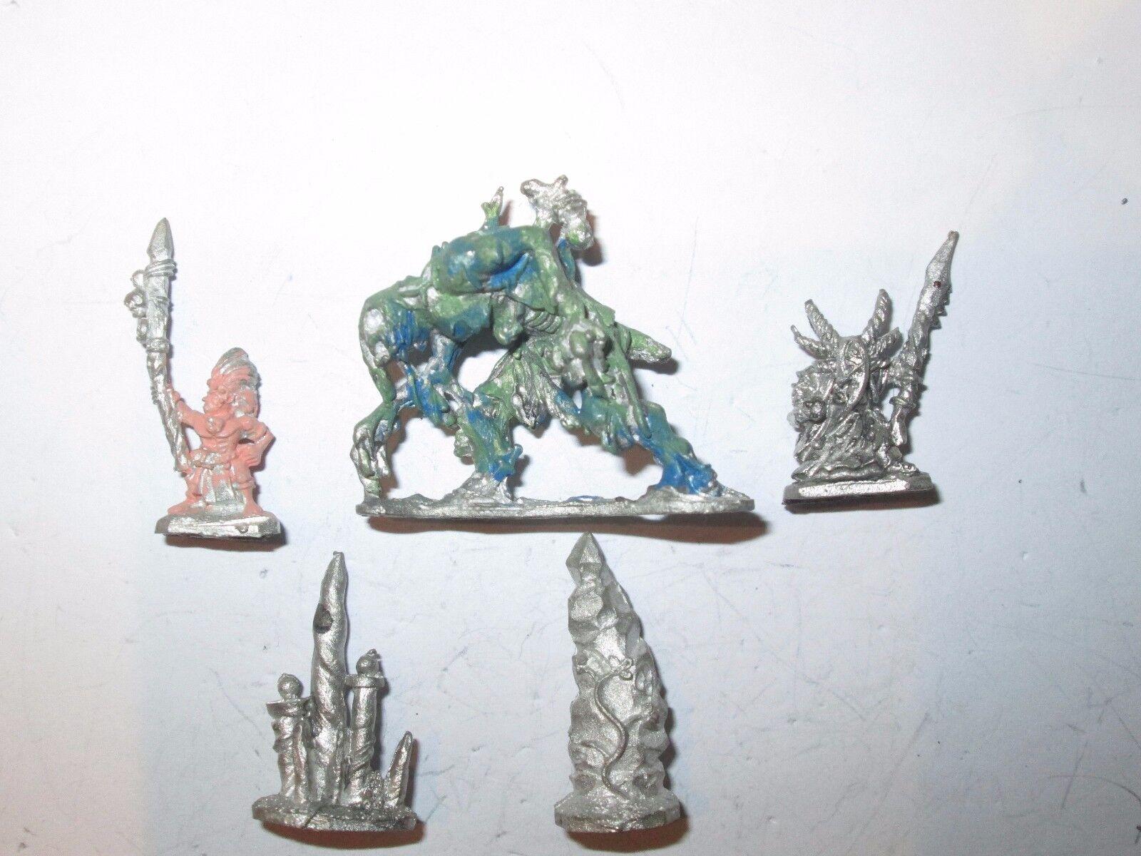 Warmaster Albion Set Limited Release Metal Épuisé