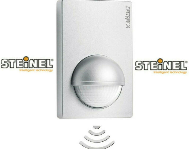 Steinel 600310 Decke Wand PIR-Bewegungsmelder 120 ° Relais Weiß IP54