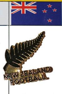 NEW FIFA SOCCER WORLD CUP  LAPEL PIN BADGE . NEW ZEALAND