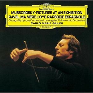 CARLO-MARIA-GIULINI-MUSSORGSKY-PICTURES-AT-AN-EXHIBITION-JAPAN-SHM-CD-D46