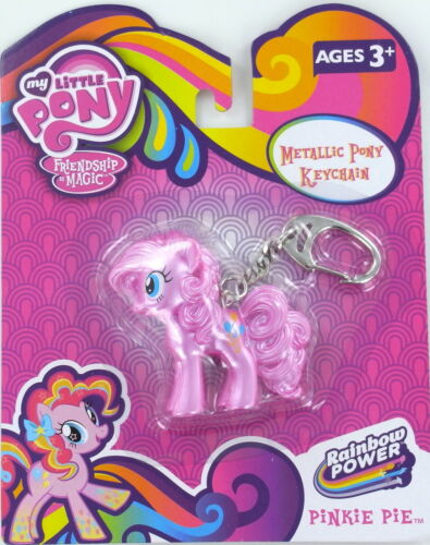 My Little Pony PINKIE PIE Keychain Keyring MLP Friendship is Magic Brony Bronies