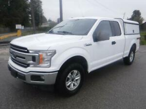 2018 Ford F 150 SuperCab 6.5-ft. Bed 4WD