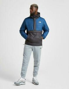 New-The-North-Face-Men-s-1-4-Zip-Insulated-Fanorak-Jacket