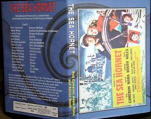 THE-SEA-HORNET-1951-DVD-Rod-Cameron-Adele-Mara-Adrian-Booth-Chill-Wills
