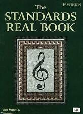 The Standards Real Book (Alto / Baritone Saxophone & Guitar) SHER33