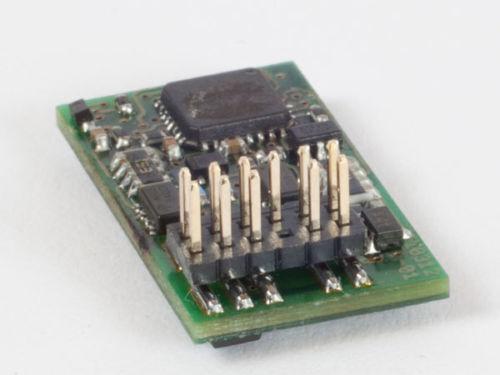 Lenz 10312-01 DCC Digital Décodeur argent silver plux12 NEUF