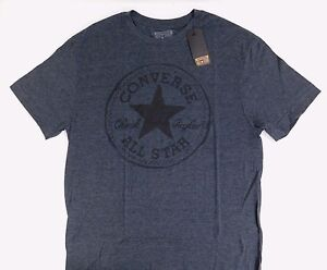 NEW-MEN-039-S-CONVERSE-ALL-STAR-LOGO-GRAPHIC-TEE-SHIRT-SIZE-US-XS-M-11957C
