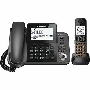 Panasonic-KX-TGF380M-Link2Cell-Bluetooth-Corded-Cordless-Phone-System-1-Handset