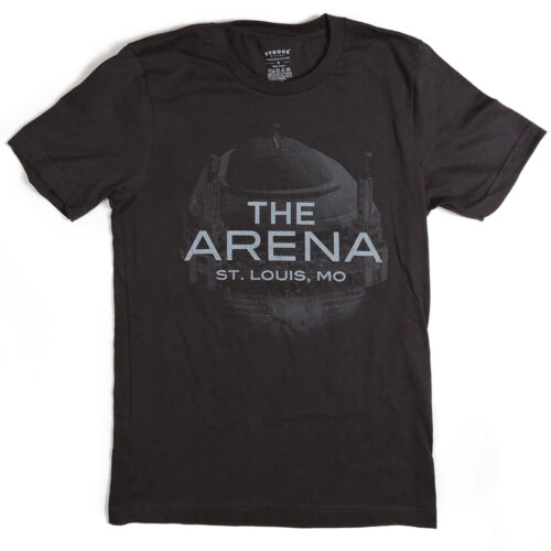 St The Arena T-shirt Louis Bygone Brand Retro Tees