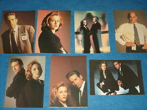 The X-Files TV The Truth Is Out There Mulder Scully Photo Refrigerator Magnet