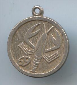Medaillen Aus Silber Gy894 Anhänger Silber Sternzeichen Krebs