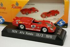 Solido 1/43 - Alfa Romeo 33 3 Le Mans 1970