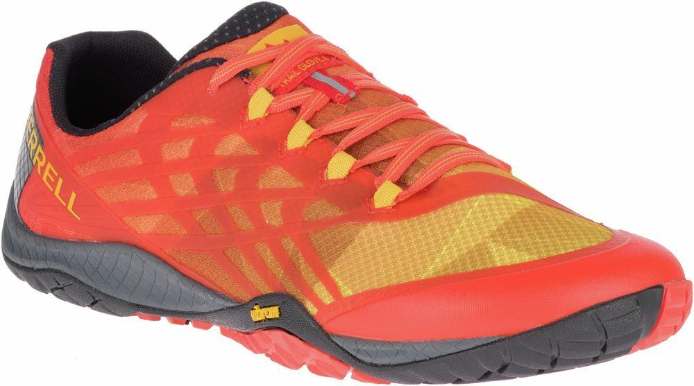 MERRELL Trail Glove 4 J17023 Barefoot Trail Running Trainers Athletic Schuhes  Herren