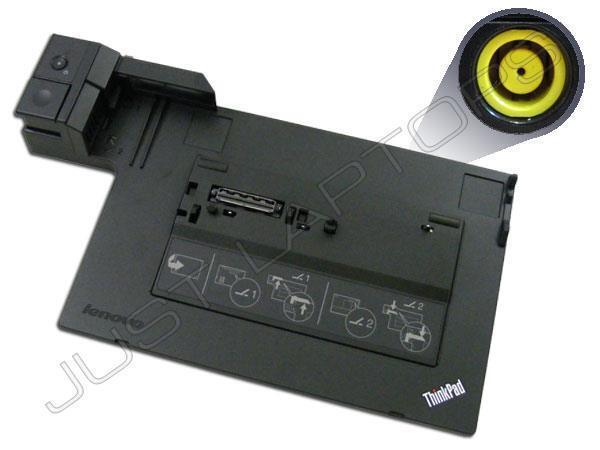 IBM Lenovo ThinkPad T420 T420s T430 Docking Station Port Replicator W/ USB  3 0