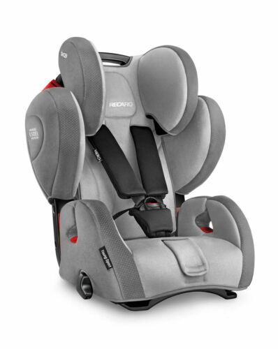 Group I-III RECARO Kinderautositz Young Sport Hero  SHADOW 9-36 kg 1-12 J