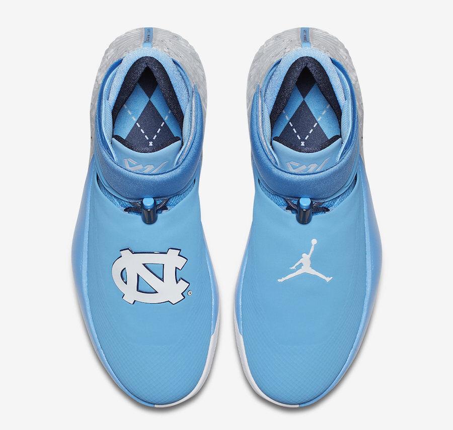 Nike Jordan Westbrook Why Not Zer0.1 UNC North Carolina Tarheels Westbrook Jordan Zero Mens Sizes 38a80b