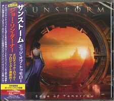 SUNSTORM-EDGE OF TOMORROW-JAPAN   BONUS TRACK F56