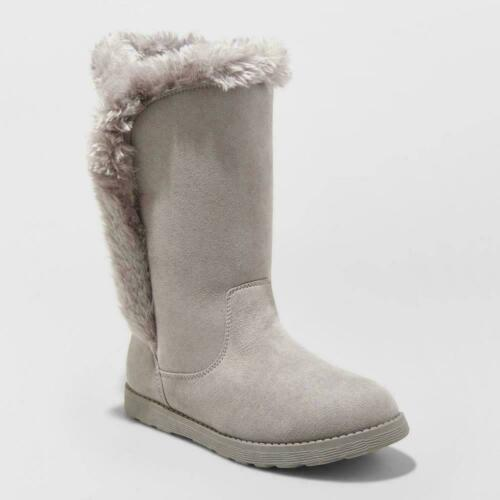 Details about  /Girls/' Hart Shearling Boots Cat /& Jack™ Chestnut 13,2 GRAY 13
