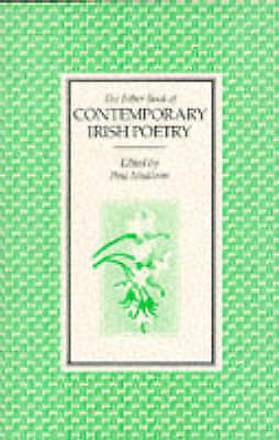 1 of 1 - The Faber Book of Contemporary Irish Poetry by