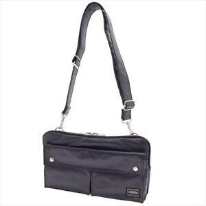 daca5143c85 NEW Yoshida Bag PORTER FREE STYLE SHOULDER BAG 707-07144 Black | eBay