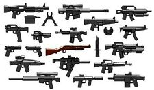 BrickArms 2.5 Scale Modern Combat Weapons Pack v5 LEGO
