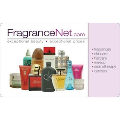 FragranceNet.com Gift Card - $25 $50 $100 - Email delivery