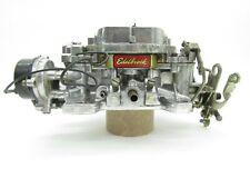 Edelbrock 1406 600cfm Carburetor Electric Choke