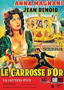 Dvd-La-Carrozza-d-039-Oro-1952-Anna-Magnani-NUOVO