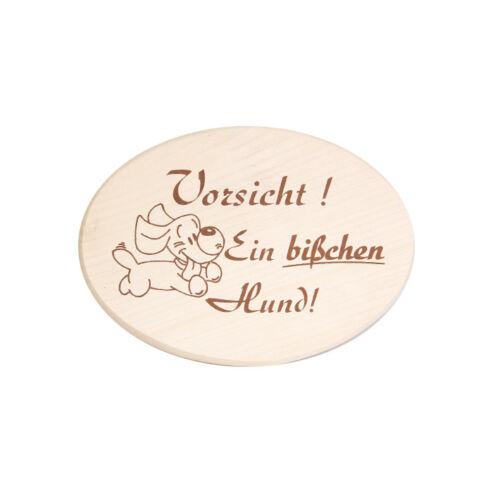Hund Wandschild Türschild Holz Spruchschild Brett Spruchbrett Türschilder neu