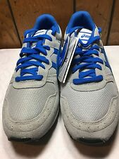 NEW IN THE BOX MEN'S ASICS GEL - HOLLAND GREY / BLUE SIZE 12