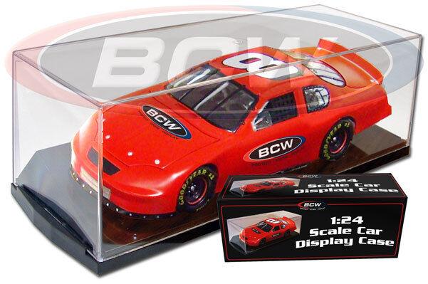 1 24 Scale Diecast Car BCW Display Case Holder Case Case Case of 12 c7c872