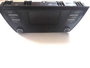 Skoda-Fabia-mk3-Radio-Stereo-Head-Unit-touchscreen-dab-bluetooth-6V0035869D