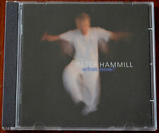 Peter Hammill ‎– What, Now? CD – FIE 9123 – Mint