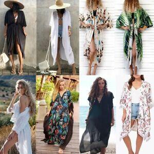 Women-Summer-Boho-Loose-Blouse-Chiffon-Coat-Shawl-Cover-Up-Kimono-Cardigan-Tops
